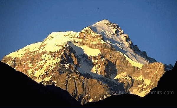 Pciture of Aconcagua